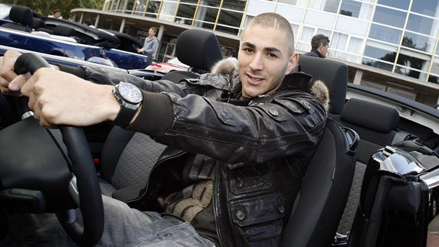 World Cup - Benzema called to court on day of France v Spain