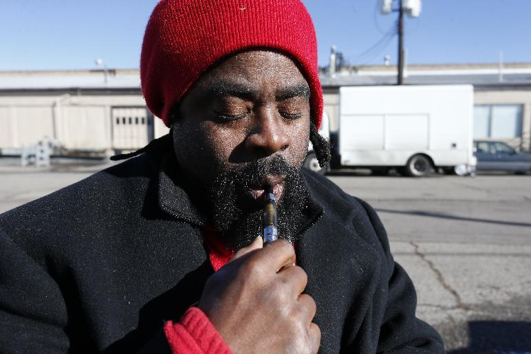 Denver shelters cite legal pot in homeless upswing