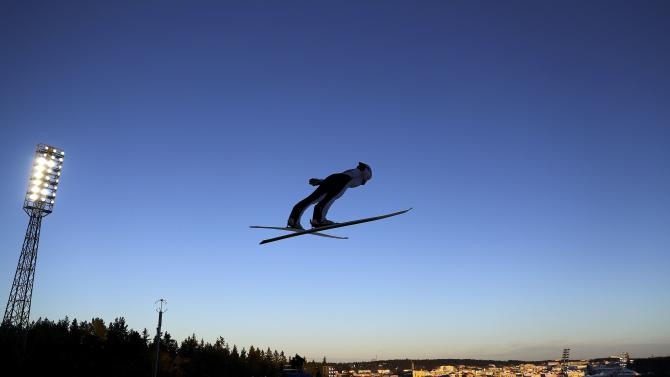 FIS Nordic Ski World Championships - Men's Ski Jumping - Normal Hill Individual Trial Round