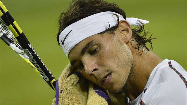 Nadal to return in December