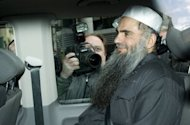 British officials and media reacted with outrage after judges allowed terror suspect Abu Qatada, pictured in April, who has been dubbed Osama bin Laden's right-hand man in Europe, to go free on bail Tuesday