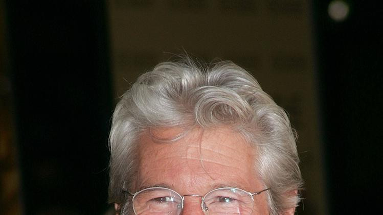 Nights in Rodanthe NY Premiere 2008 Richard Gere