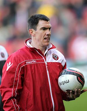 Chris Morgan wants to see Sheffield United be more clinical