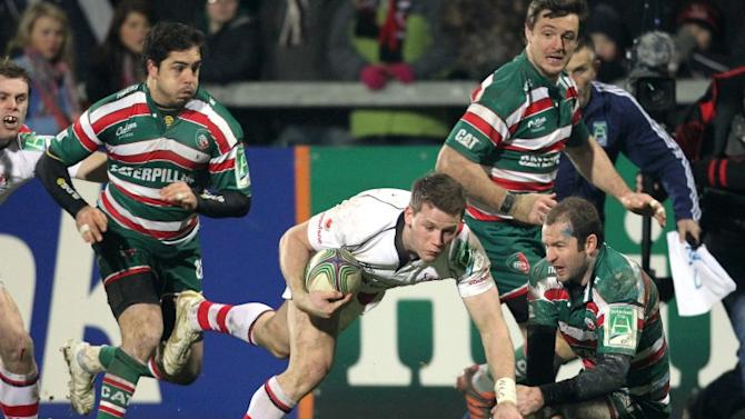 Scout's report: Leicester looking limber before visit to Ulster