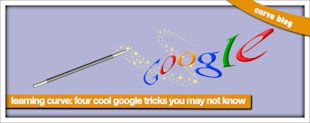 Four Cool Google Tricks You May Not Know image google tricks blog header