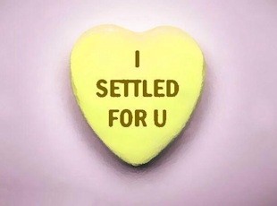 Rejected Candy Hearts Go Viral Before Valentine's Day #RejectedCandyHearts image candy hearts