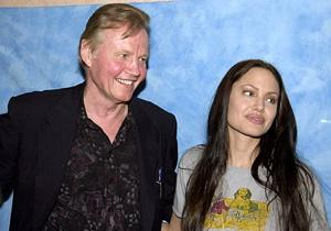 Angelina Jolie's Father Defends Brad Pitt's Mother's Comments