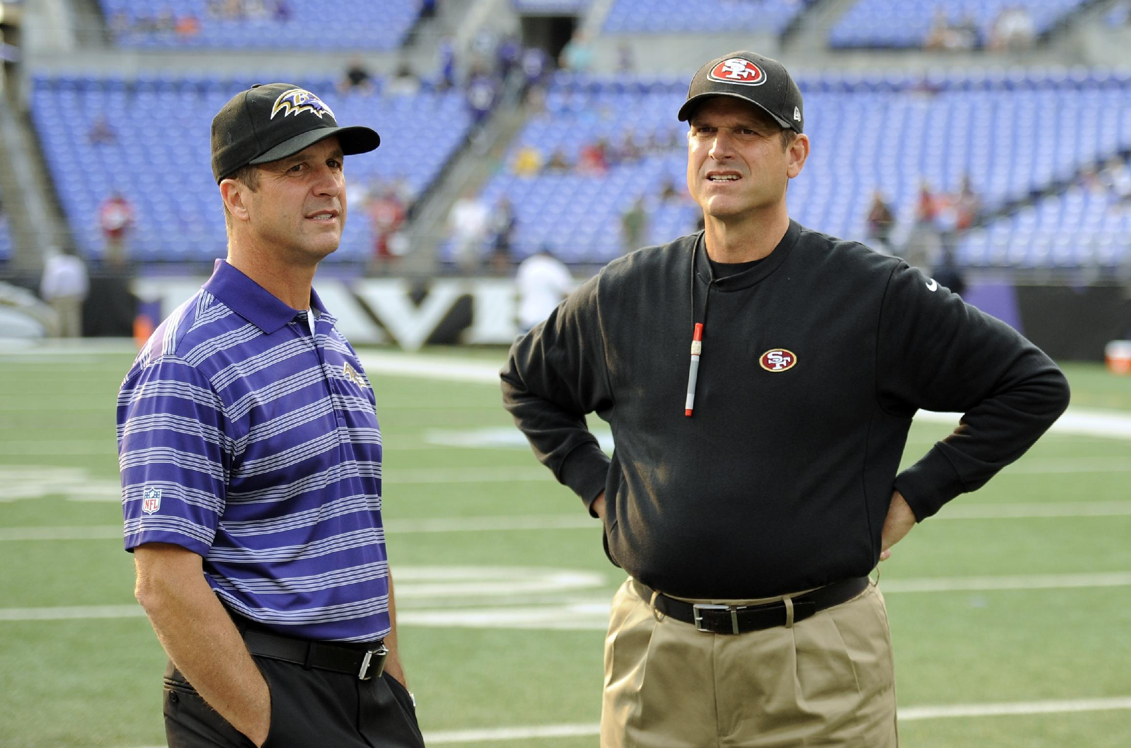 Detroit paper mixes up Jim and John Harbaugh on front page (Photo)