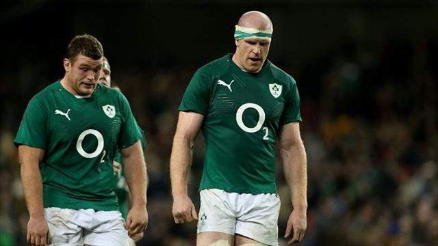 Six Nations - Ireland captain O'Connell ruled out of Scotland match