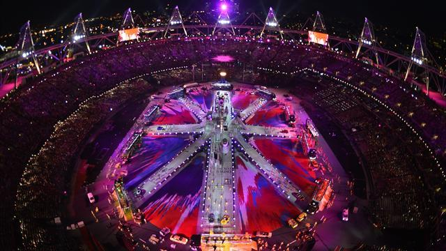 London 2012: Winners and Losers