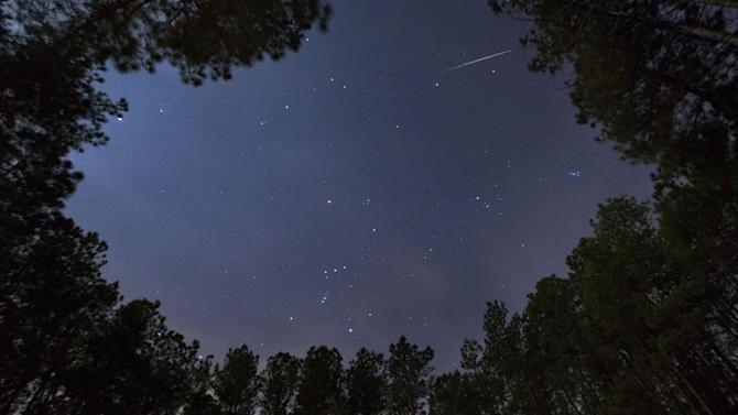 Here's how to watch the Geminid meteor shower