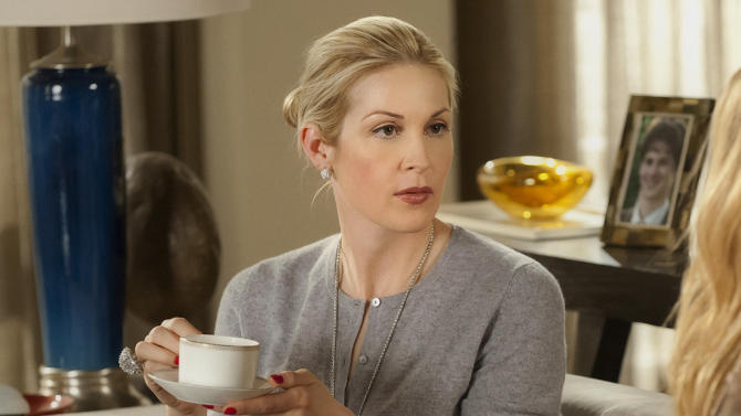 Lily Van Der Woodsen (Kelly Rutherford)