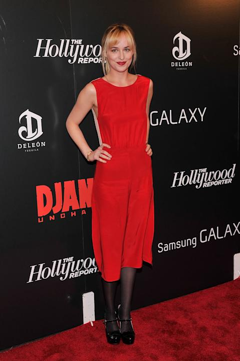 The Weinstein Company With The Hollywood Reporter, Samsung Galaxy And The Cinema Society Host A Screening Of