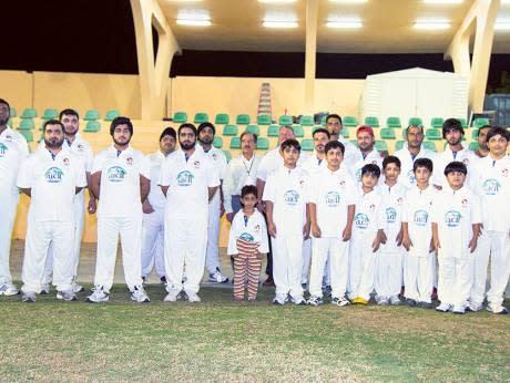 Emiratis enthused by Al Ain Twenty20 match