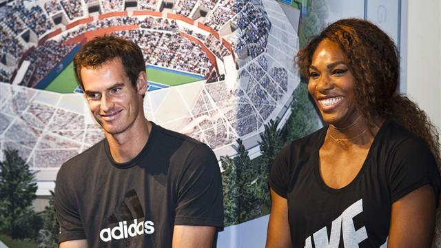 US Open - Murray to open against Llodra, Federer-Nadal quarters on the cards