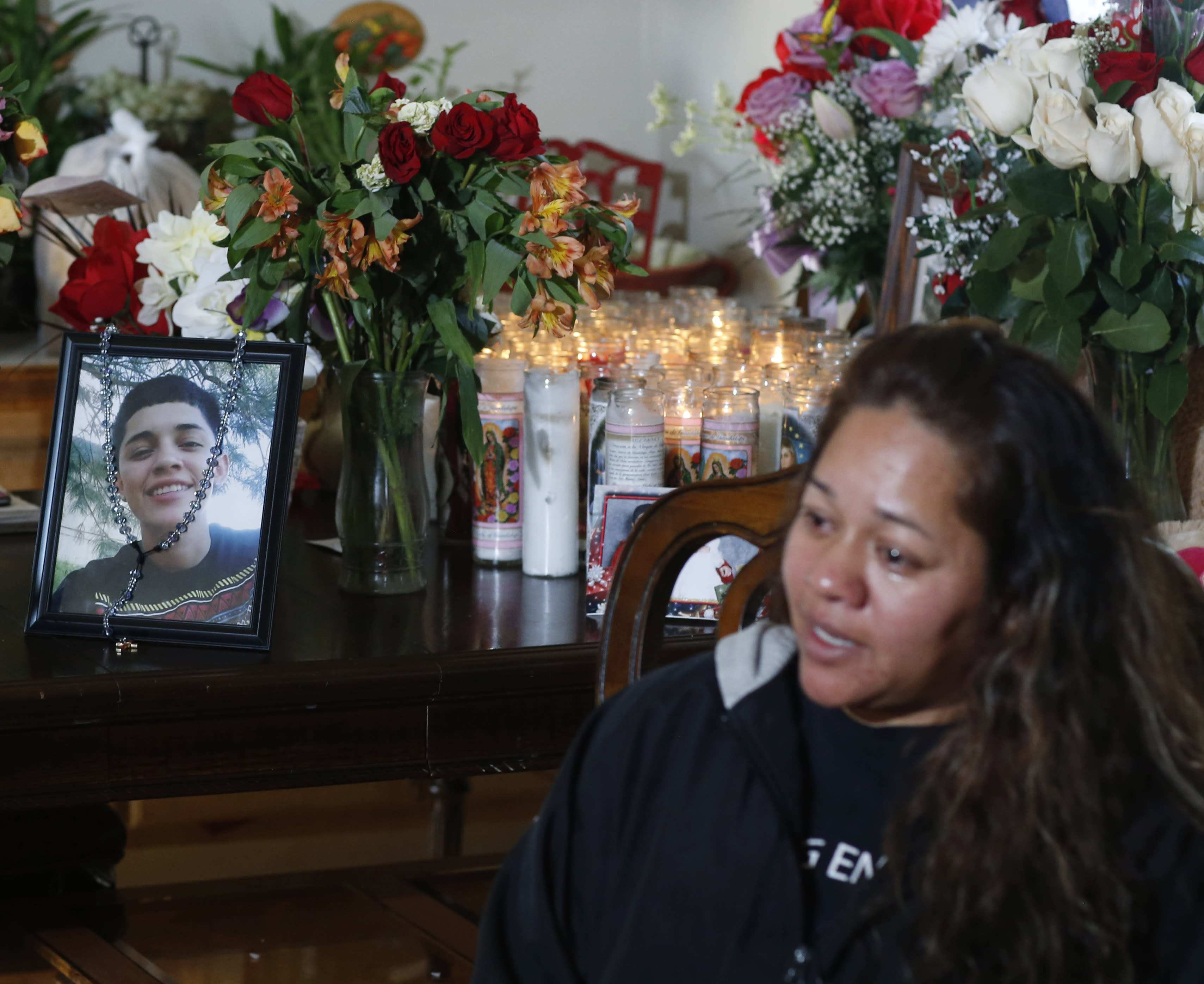Teen killed by police previously cited for resisting arrest