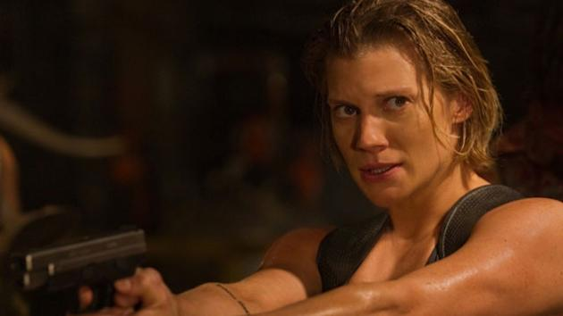 Katee Sackhoff on Riddick Nudity & Being a Tomboy