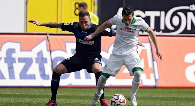 Video: Paderborn vs Werder Bremen