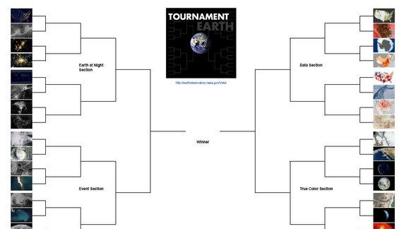 Choose Nature's Champs: Earth-Themed March Madness Tourneys