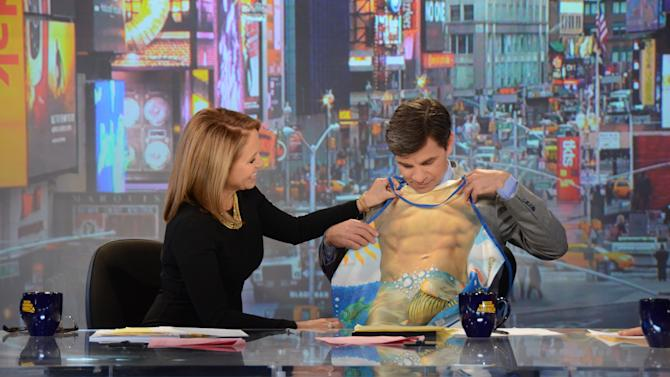 Katie Couric on GMA