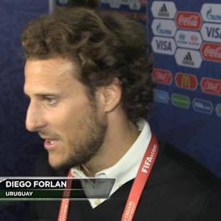 Forlan hopes focus on football not racism