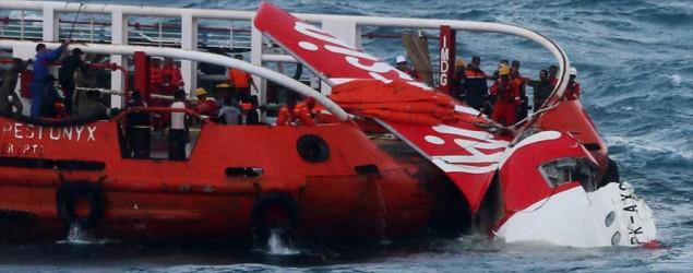 Copilot at controls when AirAsia jet crashed