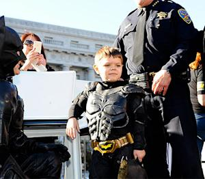 Batkid Miles: Celebs React to 5-Year-Old's Make A-Wish In San Francisco