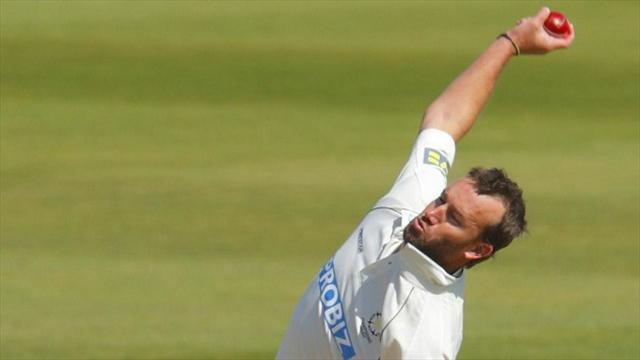Cricket - Hampshire in charge
