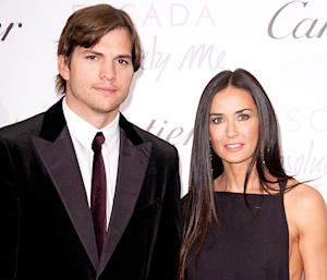 Demi Moore, Ashton Kutcher Announce Plan to Continue Joint Charity Work One Year After Split