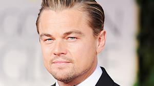 Leonardo DiCaprio Clean Cut and New Hair