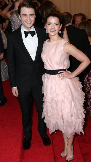 Daniel Radcliffe single after splitting with gal pal Rosie ...