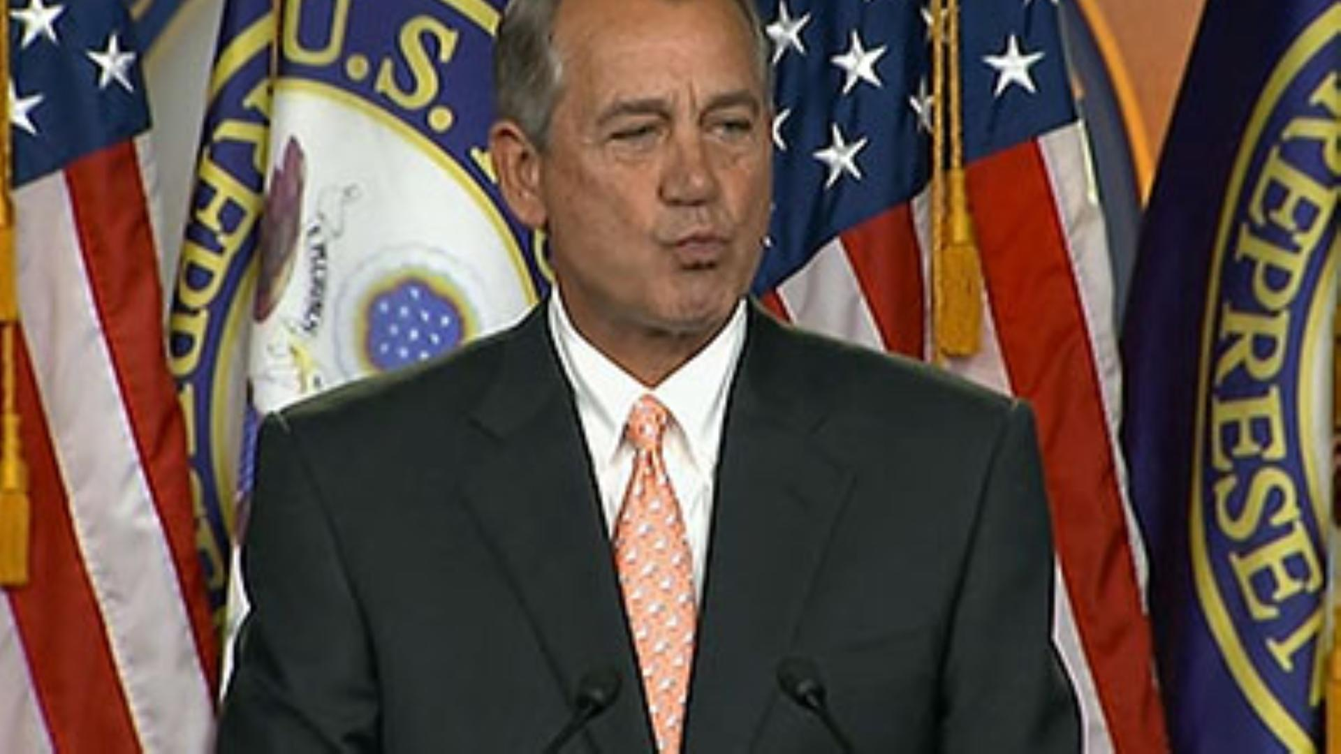 Partial shutdown? House rejects Homeland Security funding