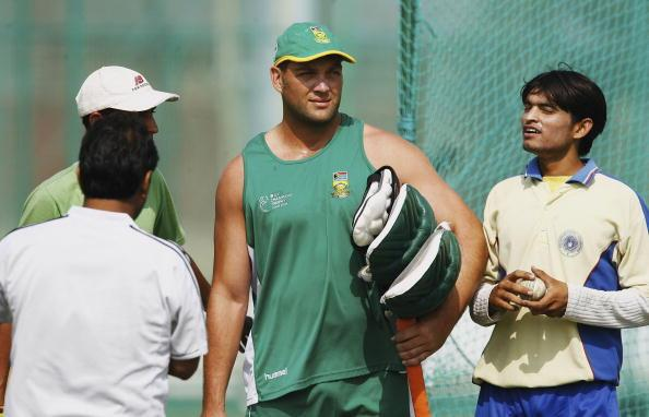 South Africa & West Indies Nets