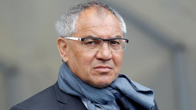 Premier League - Magath blasts Fulham players after relegation