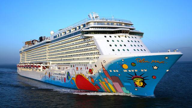 Norwegian Cruise Line's Breakaway Inspired by New York Home Port