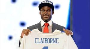 Cowboys sign first-round CB Claiborne