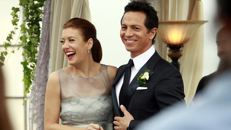 TV Weddings - Addison Montgomery and Jake Reilly: ?Private Practice? (2013)