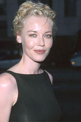Connie Nielsen at the Beverly Hills Academy Theater premiere for Dreamworks' Gladiator