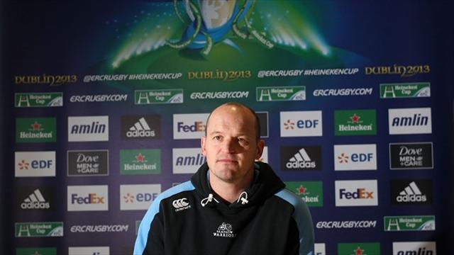 Rugby - Townsend relishing Connacht test