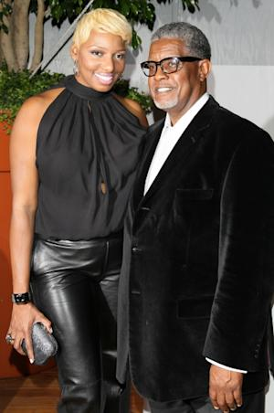 Nene Leakes and Gregg Leakes attend the Voli Light Vodka Benefit at SkyBar at the Mondrian Los Angeles on December 6, 2012 in West Hollywood, Calif. -- Getty Premium