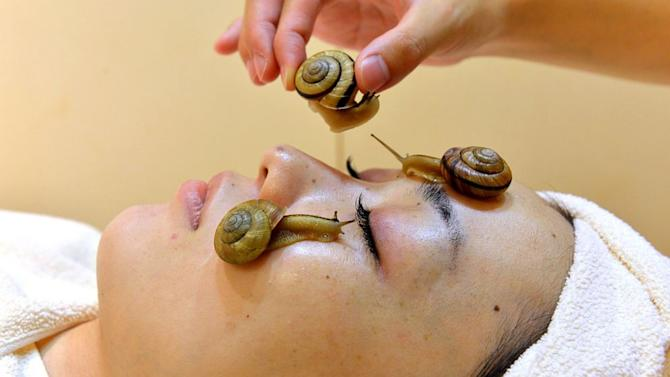Snail Facials Probably Won't Work, Dermatologists Say