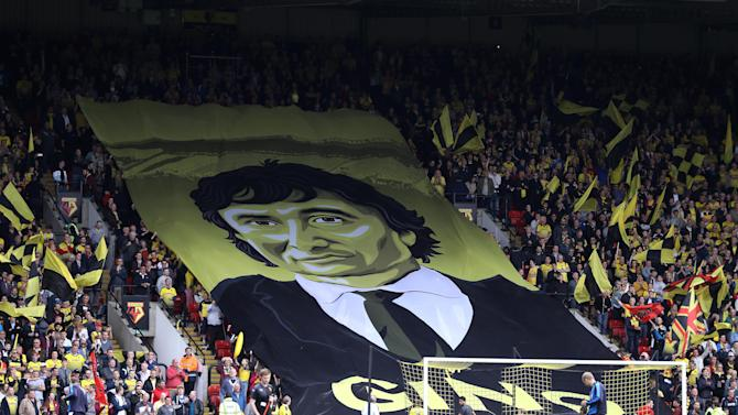 Gino Pozzo's smooth ownership of Watford hits a bump in the Vicarage Road