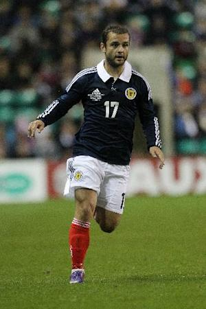 Shaun Maloney says Scotland go into their World Cup qualifiers in confident mood