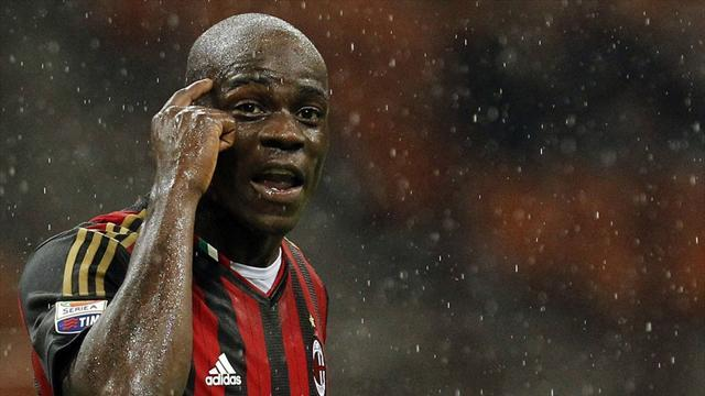 Serie A - Balotelli: 'I want to be normal'