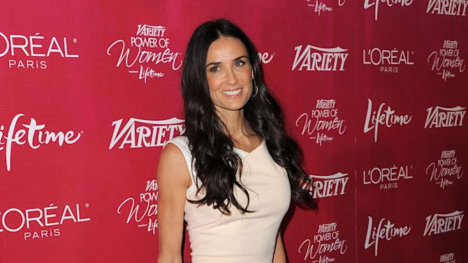 Demi Moore Variety Evt