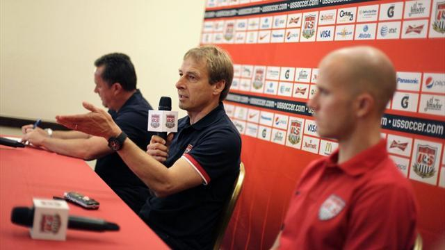 World Cup - Klinsmann sticks with 26-man squad for World Cup 'dry run'