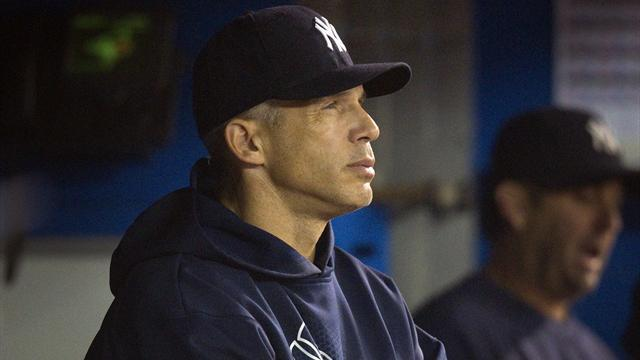 Baseball - New York Yankees re-sign manager Joe Girardi