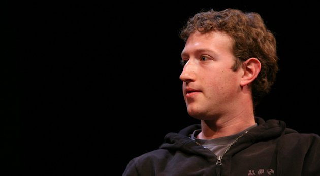 Mark Zuckerberg / The Crunchies via Flickr CC License By