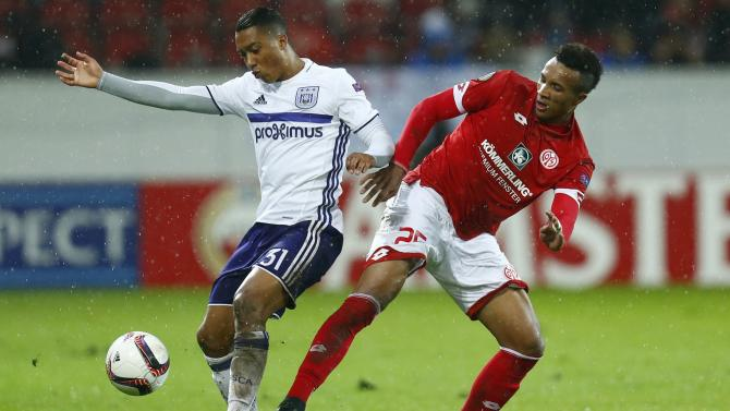 FSV Mainz v RSC Anderlecht - Europa League Group Stage - Group C