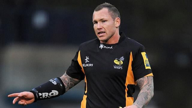 Premiership - Injury forces Wasps centre Thomas to retire